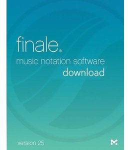 Make Music Finale 25 Academic Download 120001