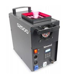 Beamz S2500 Rookmachine DMX LED 24x 10W 4-in-1