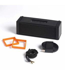 V-MODA Remix Schwarz Bluetooth Lautsprecher + Kopfhörerverstärker