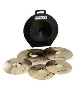 Istanbul Agop Xist Brilliant Cymbal Set Pro IXBS4