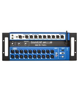 Soundcraft Sound digitale Mischer UI24R