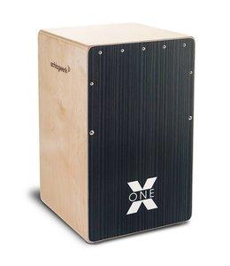 Schlagwerk CP 160 X-One Steinkohle Stripes Cajon
