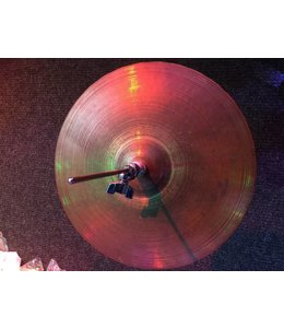 Paiste 2002 Vintage hihat 14 inch sound edge red label hi-hat