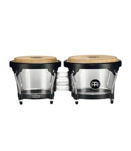 """Meinl HB50A Bongo set bongos Acryl, 6 1/2"""" & 7 1/2"""""""
