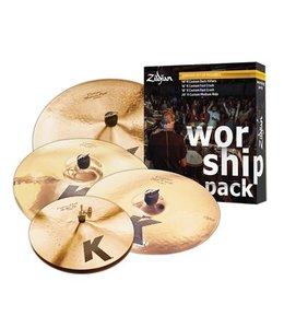 Zildjian Bekkenset, K Custom, worship pack ZIKC0801W