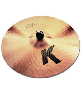 "Zildjian Crash, K Custom, 18"", Session Crash, traditional"