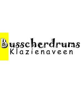 Busscherdrums Verzending Nederland pakket DPD
