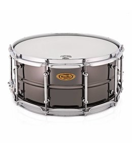 Worldmax BK-6514SH Black Dawg 14 x 6.5 inch snare drum