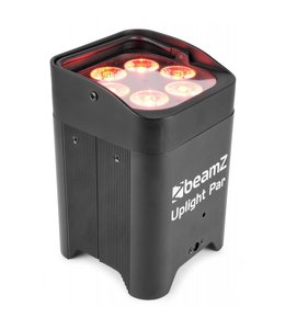 VONYX BBP96 Battery Par 6x 12W uplighter