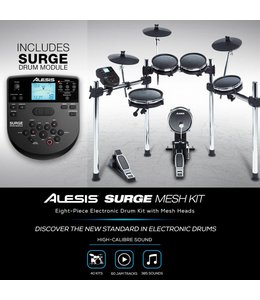 Alesis Surge Mesh kit incl. gratis headphones