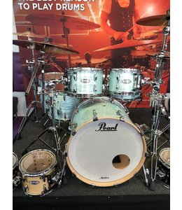 Pearl MCT925XEP/C414 5dlg. shellpack without snaredrums Ice Blue Oyster