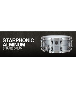 "Tama PAL146 Starphonic aluminium snaredrum 6 x 14"""