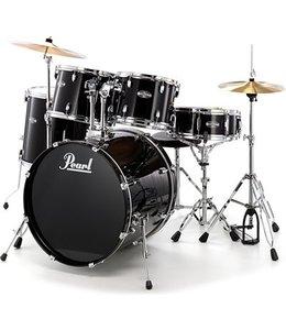 Pearl Target TGXC605C Drum-Kit 20 10 12 14 14