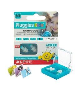 Alpine Pluggies Kinderohrstöpsel