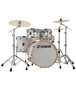 Sonor AQ2 Stage Set WHP Stage Set drumstel white pearl