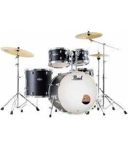 Pearl EXX725SBR/C761 Export drumstel Satin Shadow Black