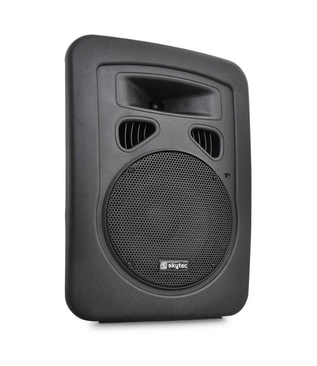 "Skytec SP800A ABS Actieve PA speaker 8"" 200W 170.310"