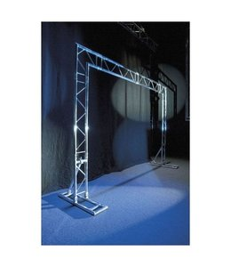 Showtec Mobile DJ Truss Stand 70148