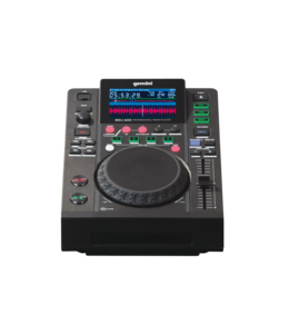 Gemini MDJ-600, DJ Media player