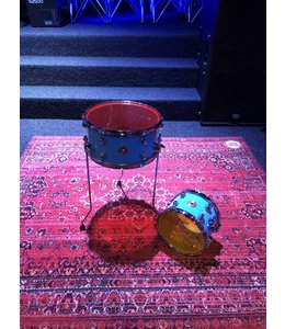 DRUMnBase Vintage Persian drum mat red
