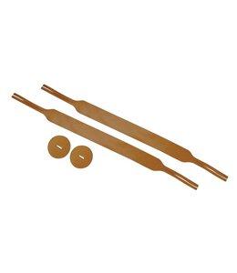 B System HB5 cymbals a deux bekken riem, cymbal straps pair 29mm
