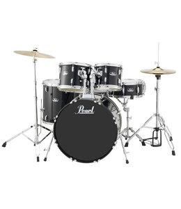 Pearl RS525SC/C31 Roadshow drumstel 5 delig Jet Black