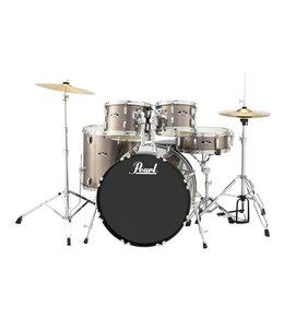 Pearl RS525SC/C707 Roadshow drumstel 5 delig Bronze Metallic