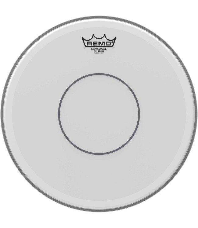 REMO P7-0114-C2 14 inch Powerstroke 77 Coated drumvel