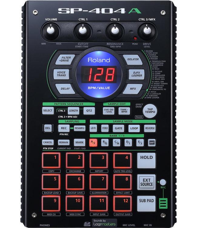 Roland SP-404A Linear Wave sampler en sequencer SP404A