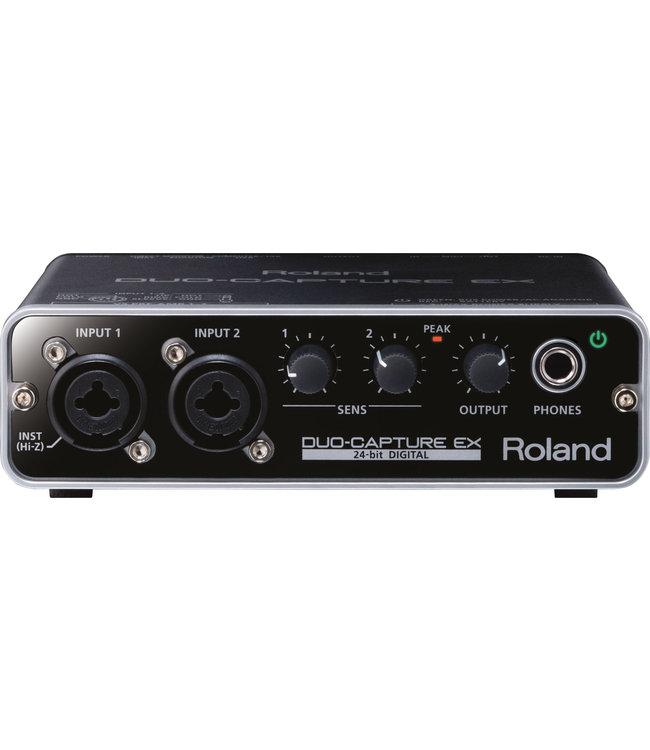 Roland UA-22 EX  Duo Capture EX USB audio interface