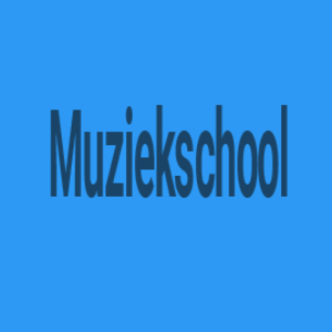 Muziekschool