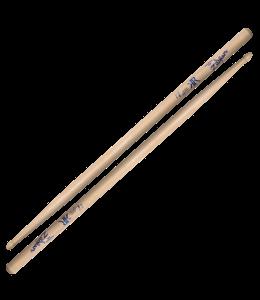 ZASKR Kas Rodriguez wood tip nature drumstokken