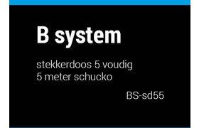 B System