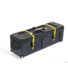 "Hardcase HN40W Hardware Case 40"" with 2 wheels"