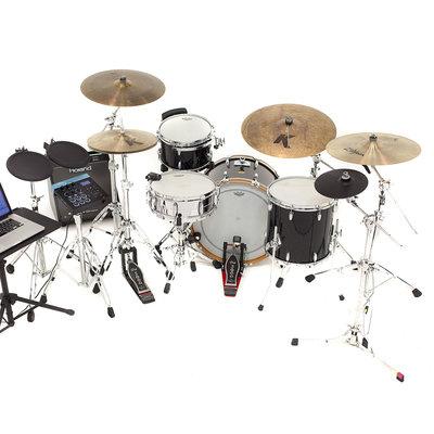 Hybrid Drumming