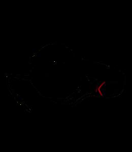V-MODA crossfade M-100 shadow headphones