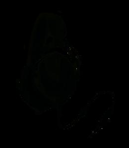 V-MODA Crossfade M-100 White Silver koptelefoon winkelmodel