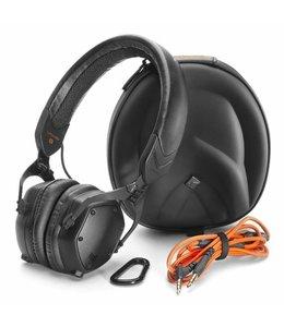 V-MODA XS Matt black on ear koptelefoon winkelmodel