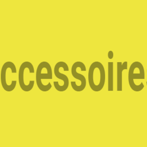 Accessoires