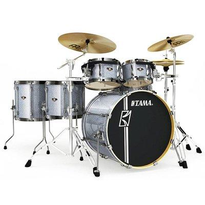 Akoestische Drumstellen