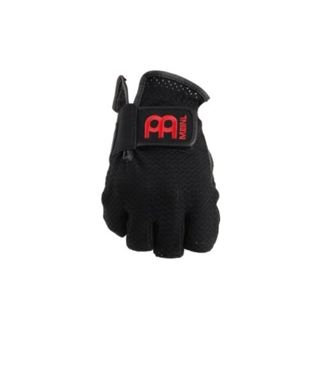 Meinl Copy of MDGFL drummer gloves finger-less bk handschoenen large