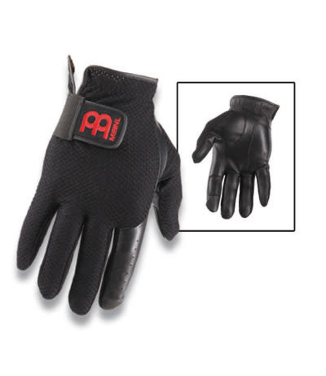 Meinl Copy of MDGFL-XL drummer gloves finger-less bk handschoenen XL