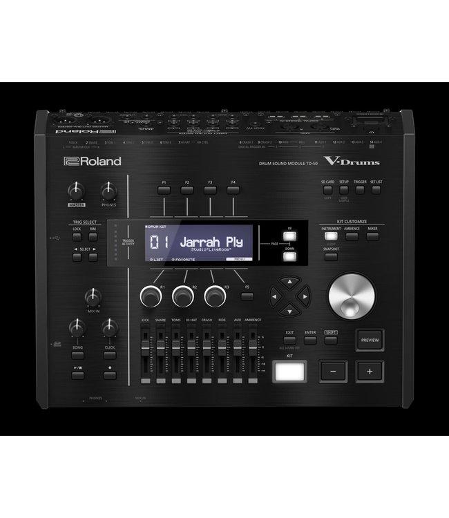Roland TD-50 drummodule borg & verhuur