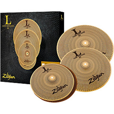 Low Volumes Cymbals