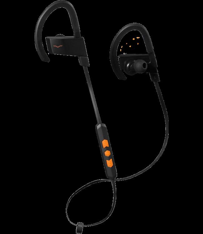 V-MODA Copy of BassFit VLCT-White inear, wireless sport earphones