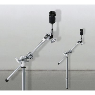 Tomholders, cymbal arms, clamps