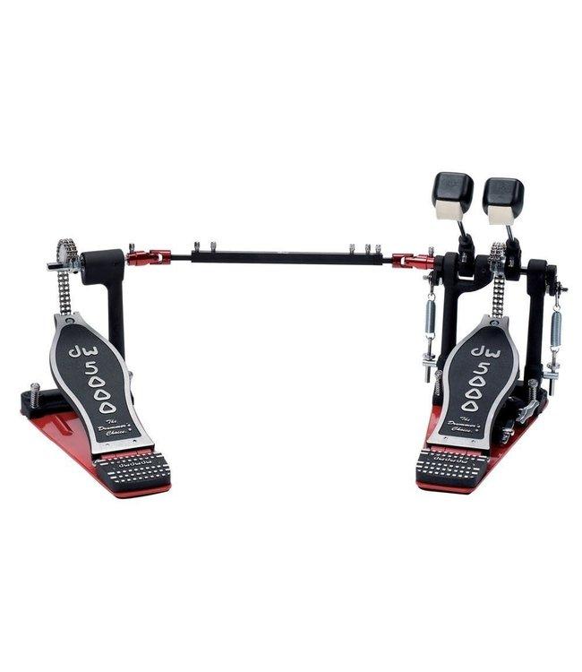 DW drumworkshop 5002AD4 5002 Delta accellerator double bassdrum pedal