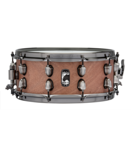 Mapex BPMH460LNW Black Panther Design Lab Snare, 14x6, Heartbreaker, Natural Satin