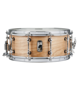 Mapex Copy of BPMH460LNW Black Panther Design Lab Snare, 14x6, Heartbreaker, Natural Satin
