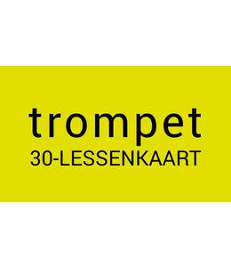 Busscherdrums Copy of Trompet lessen maandkaart 30 minuten wekelijks jongeren 103